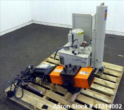 "Used- Entek 2-1/2"" Hydraulic Screen Changer, Model HSC-25M."
