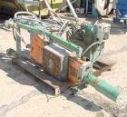 USED: Automatic screen changer. Last used on a 92mm twin screw extruder. Includes approximately 1 hp power pack.