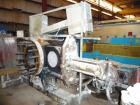 Used-Beringer Model SPC1500 Hydraulic Slide Plate Screen Changer having two nominal 15