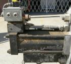 Used-Extek model HSC-1000 hydraulically operated 10