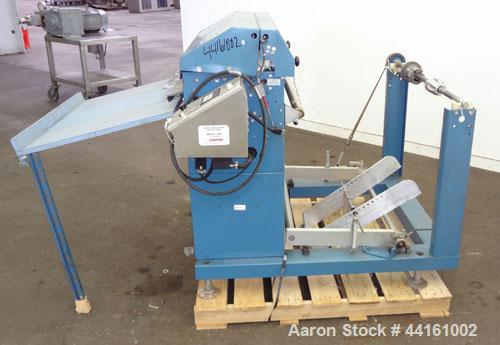 Used- Rosenthal Manufacturing Sheetmaster Sheeter, Model SM-30T