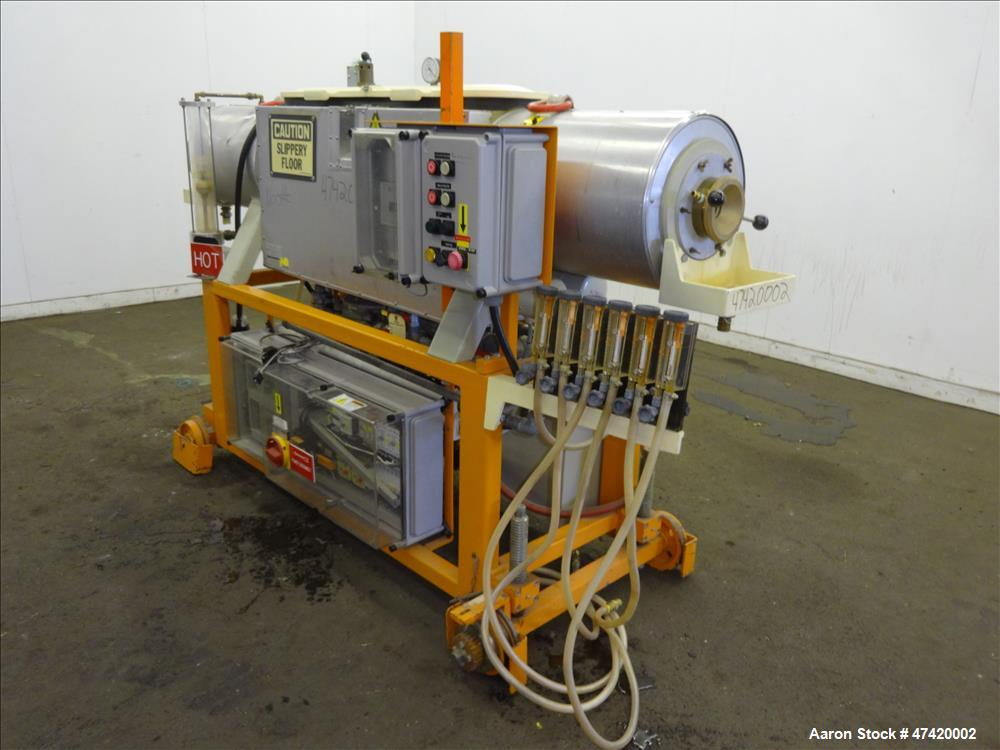 Used- Battenfeld Vacuum Calibration Tank, Model V2-63-2,0.
