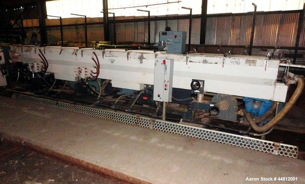 Used- Stainless Steel Conair Vacuum Tank, Model MSB20S