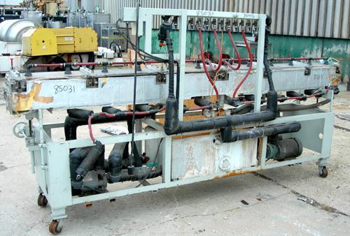 Used- Stainless Steel Vacuum Sizing Tank
