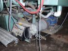 Used- Conair Metaplast Vacuum Sizing / Water Tank, model MVS3-14-SP-R-L, stainless steel. 28