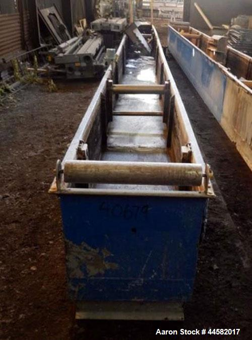 Used- Fiberglass Cooling Bath
