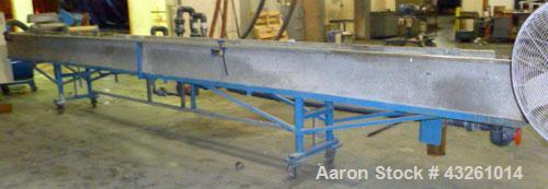 Used- Stainless Steel Water Cooling Tank