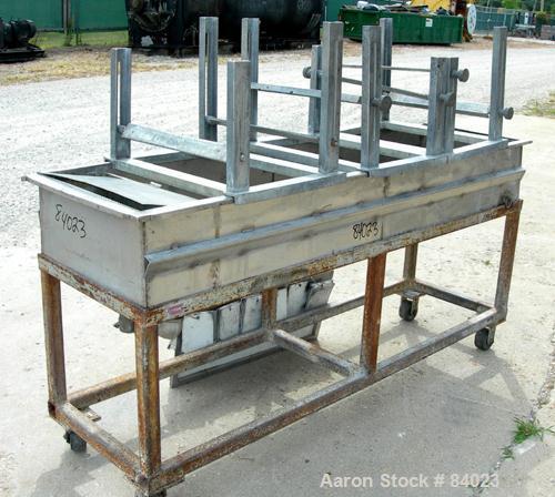 USED: Carbon Steel Waterbath