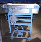 Used- Haake Strand Conveyor & Cooling Tank. (1) 10