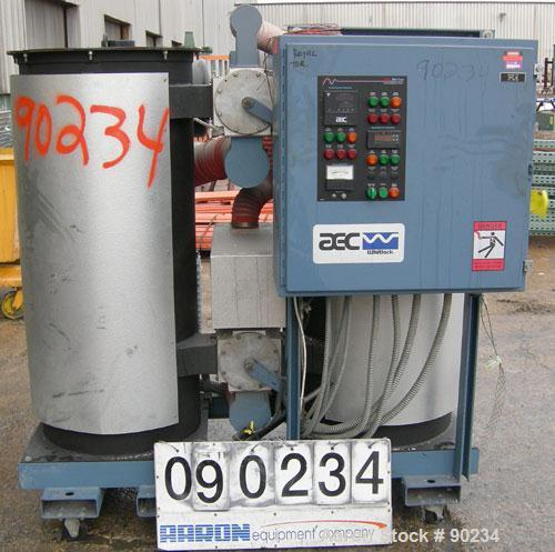 USED- AEC High Capacity Dehumidifying Dryer, Model WD-600.  Approximately 600 CFM. 3/60/460 Volt, 77.75 AMP, 61.94 KVA. Incl...