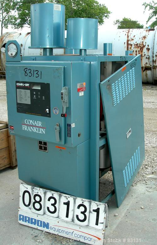 Used- Conair Dehumidifying Dryer, model CD200H