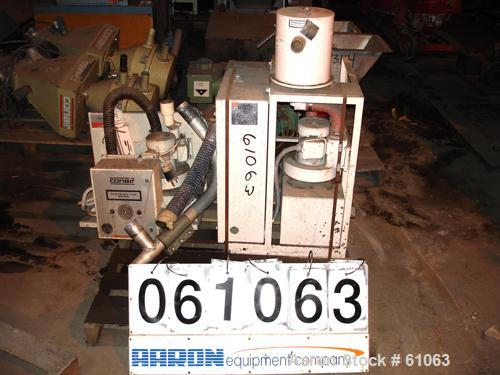 Used- Conair Hopper Dryer, Model D76910-1, Style C-101. 3/60/480 volt. 350 deg F temp capacity.