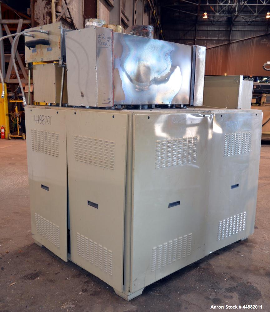 Used- Carbon Steel Conair Carousel Dehumidifying Dryer, Model DAJH04S030050