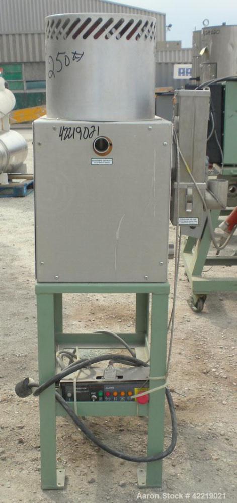 Used- Carbon Steel ConairSmall Carousel DehumidifyingDryer, model SC7.5