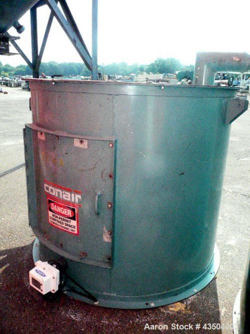 Used- Conair Insulated Drying Hopper