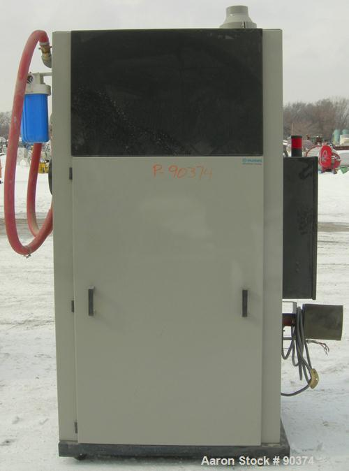 USED: Conair dehumidifying drying system consisting of: (1) Conair model W800 dehumidifying dryer, 100 to 375 deg F. Include...