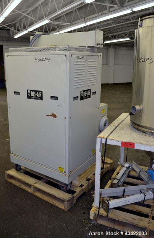 Used- Dri-Air Industries Desiccant Dryer, Model HP4-X 150