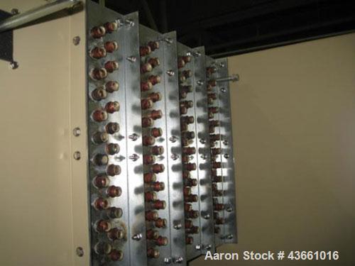 Used-Munters Model HCD-4500-SBA-SBS Desiccant Deimidifier Unit.