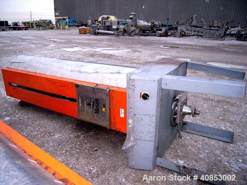 Used- Motan Drying System consisting of: (1) Motan central system dehumidifyng dryer, model MXS1200, approximately 1200 cfm,...