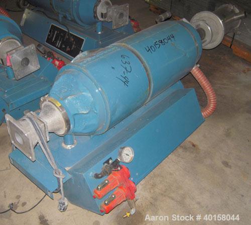 "Used- Novatec model N25 ""Nova Drier"", membrane resin dryer. Non-desiccant  resin dryer with built-in proprietary membrane. M..."