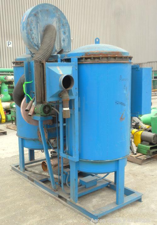 Used- Novatec Dessicant Dryer, Model D-200. Process cfm 200. 3/60/460 volts, 50.7 kva, 63.8 amps.