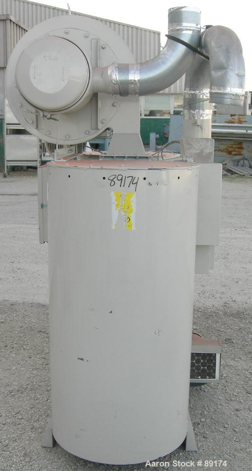 Used- Novatec Dessicant Dryer, Model NPD300. Process CFM 300, rated 300 pounds an hour at 300 deg F. 3/60/460 volt, 32.7 kva...