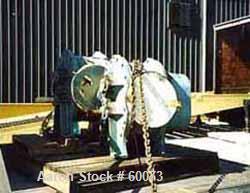USED: Novatec model PLD-250 hopper dryer. Twin desiccant hoppers. 45.6 KVA, 3/60/480V operation. Nom cap 250 cfm. Includes d...