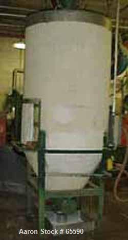 USED: Process Control high temperature dryer, model DA595