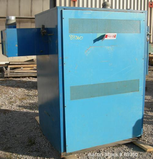 Used- Thoreson McCosh Closed Loop Dessicant Bed Dryer, Model D400TP