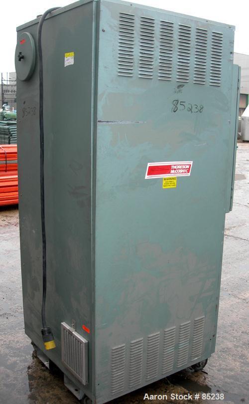 USED: Thorsen-McCosh Closed Loop Triple Dessicant Bed Dryer, modelTD-360. CFM 360, 3/60/480 volt, 55 amp. Unit includes a Te...