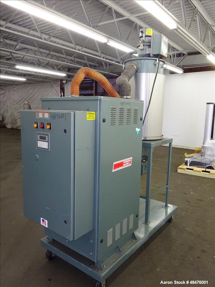 Used- Thoreson-McCosh Thermal-D Rotarty Desiccant Dryer, Model TD-40