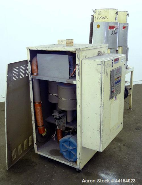 Used- Thoreson McCosh Thermal-D Desiccant Dryer, Model TD 60, Carbon steel. Rated 60 CFM, 3/60/460 volt, 12 kw, 15.9 amps. I...