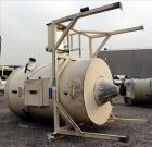 Used- Drying Hopper, Approximately 8,000 Lbs. Capacity. Approximate 72