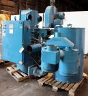 Used- Novatec Dessicant Drying System, Carbon Steel. Consisting of (1) Novatec dual tower desiccant bed dryer, model CDM-750...