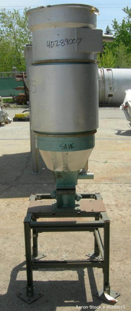 Used- Una-Dyn Mini Dryer, model UDC-55. Solid absorption type. Approximately 55 cfm. 1/60/460 volt, 15 amp, 6.7 kva. Include...