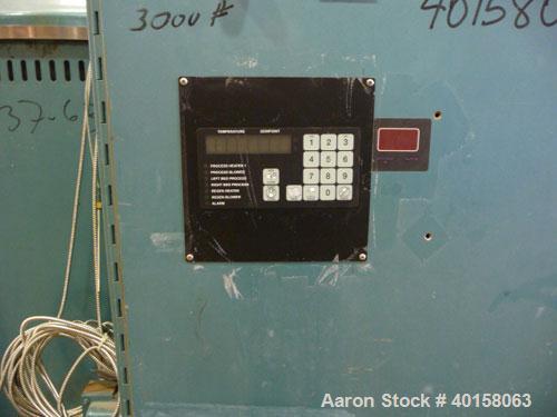 Used: UNI DYN High Heat Desiccant Hopper Dryer, Model DHD25SB