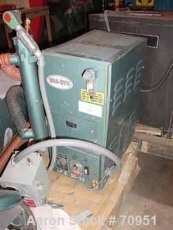 USED- Unadyn Dry Spot Desiccant Dryer, Model DS. (2) cycles, single bed, 65 minute cycle. 3/60/230 Volt, 23 Amp, 5.3 KVA, ap...