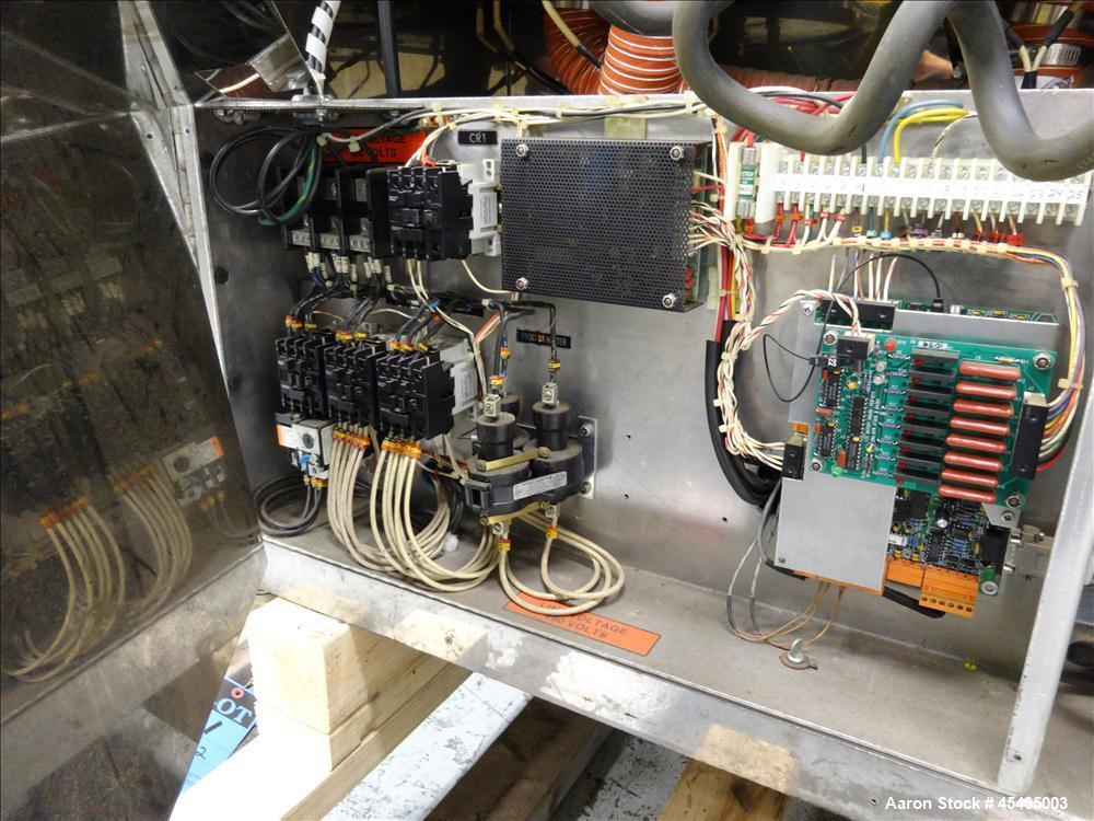 Used- Una-Dyn Automatic Mini Dryer, Model UDC100