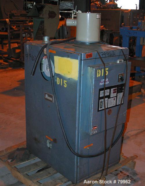 Used- Conair Dehumidifying Dryer, Model D60A4000200
