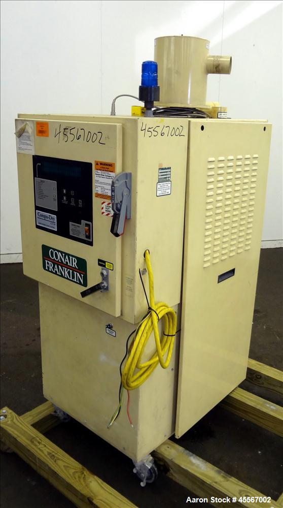 Used- Conair Dehumidifying Dryer Model DAAA04S030