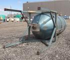 Used- Carbon Steel Conair Franklin Drying Hopper, Model D559001