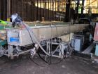 Used- Drying Tunnel, Stainless Steel. 20