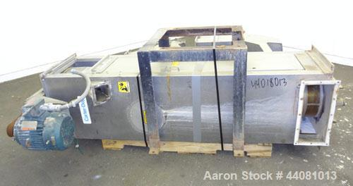 Used- Stainless Steel Carter Day Spin-Away Spin Dryer, Model DAS2