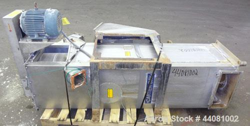 Used- Stainless Steel Carter Day Spin-Away Spin Dryer, Model DBA2