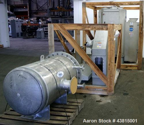 Unused- Gala Industries Centrifugal Spin Dryer, Model 3032 DW, 304 Stainless Steel. Approximate drying capacity 11,500 kg/hr...