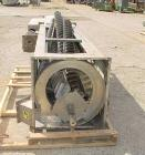 USED: Carter Day spin dryer, stainless steel, style CZV1. Approximate 14