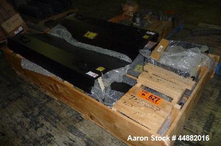 Unused Davis Standard Barrel Covers