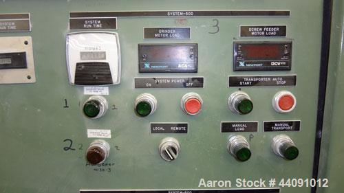 Used- Resin Control Panel