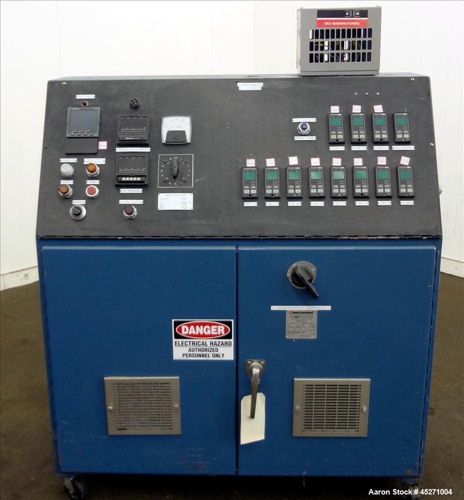 Used- Davis Standard Control Panel