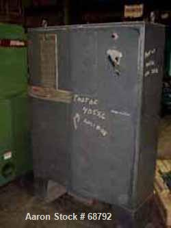 USED: Electric Regulators (ERC) 150 hp analog drive control panel.No operators or disconnect.